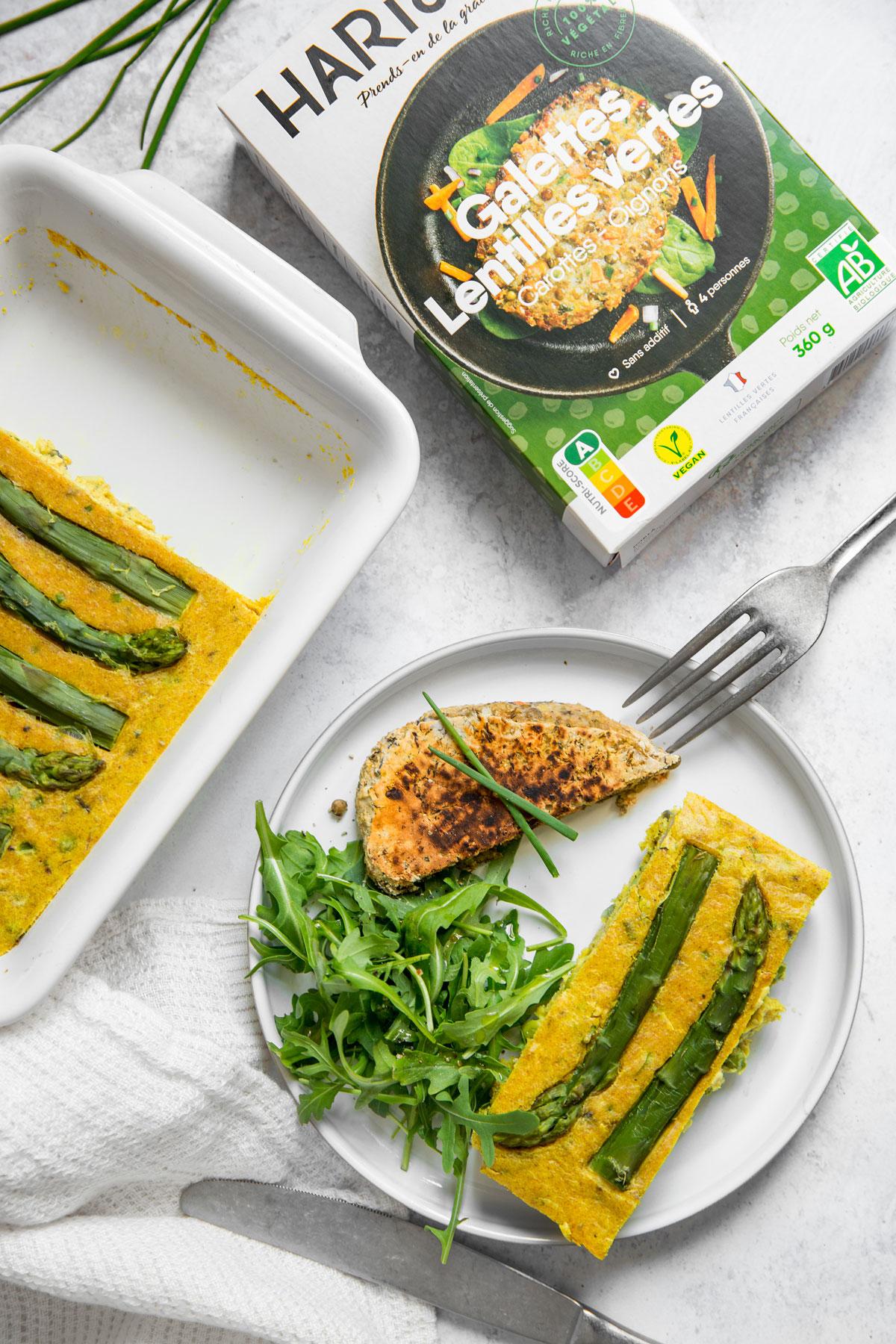 recette-legumineuse-gratin-asperge-vegetarien-clafouti